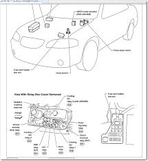 2014 sentra fuse box 2014 wiring diagrams instruction