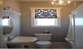 window covering for bathroom