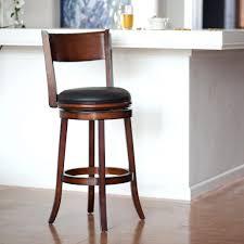 Saddle Seat Bar Stool Sofa Good Looking Marvellous Wood Barstools 24 Oak Saddle Seat