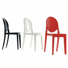 Kartell Louis Ghost Chair Kartell Victoria Ghost Chair Kartell Philippe Starck A White Room