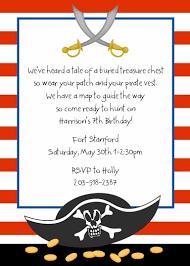 pirate birthday party invitation wording ideas jaxson u0027s 3rd