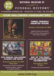 5th annual family friendly haunted house at nmfh 365 houston