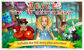 alice wonderland kids book android apps google play