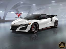 honda supercar new honda nsx type r rendered again gtspirit