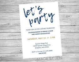 party invitation bbq party invitation company email invitation 5x7 or custom