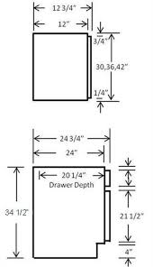 Dimensions Of Kitchen Cabinets New Standard Height For Bathroom Vanity Creative Decoration