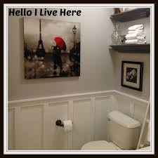 half bath wainscoting ideas pictures remodel and decor board and batten wainscoting hometalk