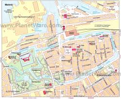 Map Of Copenhagen 10 Top Rated Tourist Attractions In Malmo Planetware