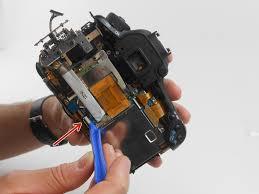 canon eos 60d repair ifixit
