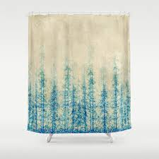 Winter Shower Curtains Winter Woods Shower Curtain By From Society6 Shower Curtains