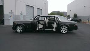 black rolls royce rolls royce phantom metallic black u2014 incognito wraps