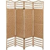 Shutter Room Divider by Amazon Com Tranquility Wooden Shutter Screen Room Divider 4