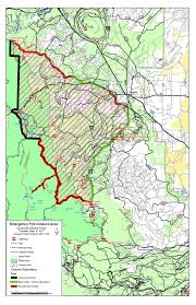 Map Of Oregon Fires by Central Or Fire Info Sisters Ranger District Decreases Milli Fire