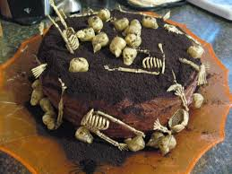 chocolate halloween cakes chocolate v spot