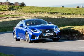 rcf lexus 2016 lexus rc f review 2017 autocar