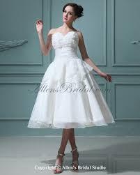 Knee Length Wedding Dresses Short Wedding Dresses U0026 Tea Length Wedding Dresses At Allens Bridal