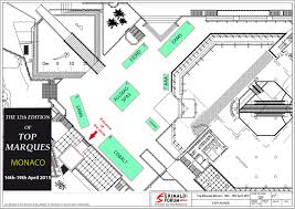 Cote D Azur Floor Plan by How To Come To The Top Marques Show Top Marques Monaco