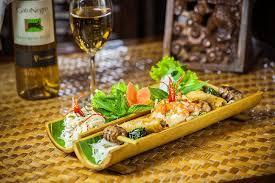 cuisine bernard chef bernard ibanez creates mekong delta fusion cuisine