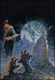 frank frazetta u2014 original painting u2014 1964 tales from the crypt