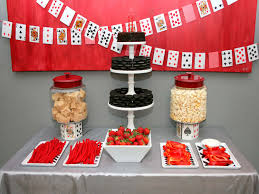 creative casino party decor home design wonderfull lovely at