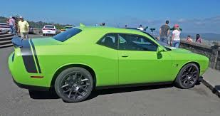 Dodge Challenger Green - 2015 dodge challenger review