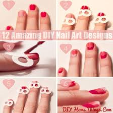 12 amazing diy nail art designs diy home things