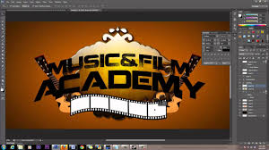 cs6 design a graphic logo using adobe photoshop cs6 professional