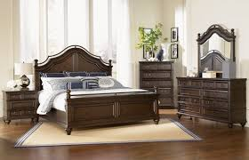 bedroom types of beds made from wood frame and headboard also