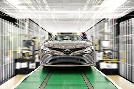 lexus dealers in ky toyota kentucky launches production of cutting edge camry u2013 car