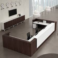 Knoll Reception Desk Office Furniture And Design Custom Decor Exclusive Inspiration