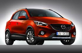 mazda small car mazda cx 3 sub compact suv to debut by end of 2014 u2013 report