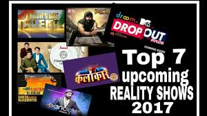 Reality Shows Upcoming High Profile Reality Shows Of India 2017 18 Youtube