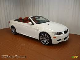 Bmw M3 Convertible - 2012 bmw m3 convertible in alpine white 784851 nysportscars