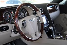 bentley steering wheel 2013 bentley continental gt mulliner edition stock 081211