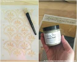 How To Shabby Chic Paint by How To Paint A Shabby Chic Bookcase Furniture Stencils U0026 Chalk