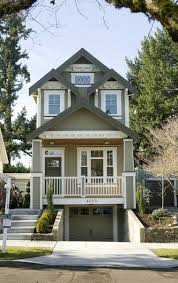 narrow lot houses virtually vintage homes gracefully combine past and present