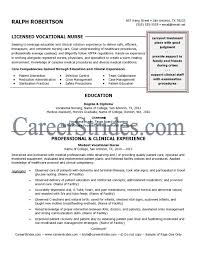 Resume Template For Nurses Professional Nursing Resume Examples