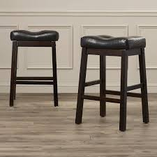 cushioned bar stool kitchen chair pads awesome bar stools mesmerizing stool cushion