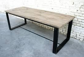 plateau bureau sur mesure plateau de table en bois sur mesure plateau de bureau bois table