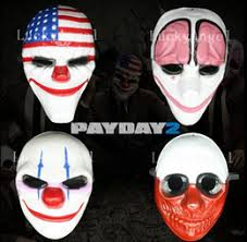 Payday Halloween Costume Payday Masks Wolf Suppliers Payday Masks Wolf Manufacturers