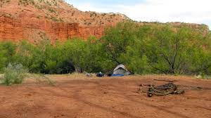 Caprock Canyon State Park Map by South Prong Primitive Campground Caprock Canyons Tx 2 Hipcamper