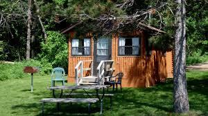 Backyard Cabin 1 Bedroom Vacation Cabin In Minnesota