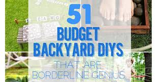 Garden Design Garden Design With DIY Backyard Ideas On A Budget - Diy backyard design on a budget