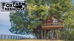 wraparound deck custom countryside treehouse with wraparound deck youtube