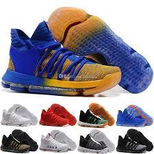 easter kd 4s zoom kd 10 basketball shoes men men s homme blue tennis bhm kevin