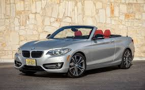 2015 bmw 2 series convertible 2015 bmw 228i convertible drive motor trend