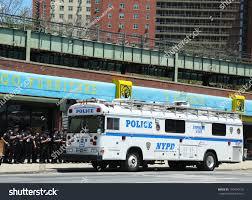 brooklyn ny may 27nypd officers next stock photo 140434570
