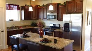 kitchen model home icontrall for