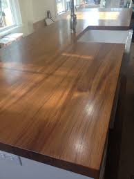 wood countertop butcherblock and bar top blog