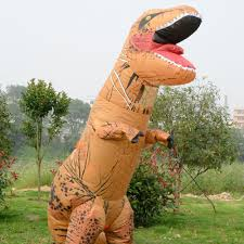 T Rex Costume Inflatable T Rex Costume Hollywood Costumes